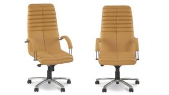 Офисное кресло Galaxy steel chrome