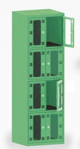 Шкаф ШО 8П (с окнами из поликарбоната)