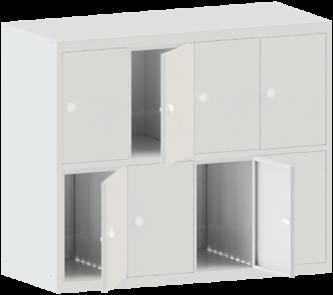 Шкаф ШО 8 (горизонтальный)