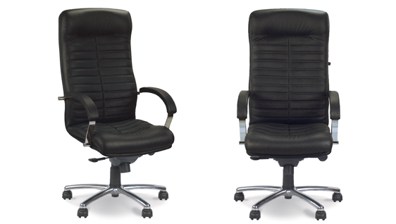 Распродажа Кресло Orion кожа люкс в максимальной комплектации